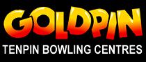 Logo Goldpin Tenpin Bowling